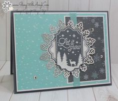 Stampin' Up! Merry Little Labels for Sunday Stamps