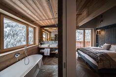 Альпийская квартира в Сан-Кассиано | ProDesign - Дизайн интерьера, Красивые интерьеры квартир, домов, ресторанов, Фотографии интерьеров, Архитекторы, Фотографы