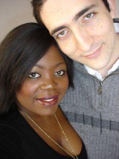 Viannie & Cédric...summer of 2012