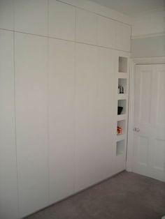built in wardrobe - Peter Henderson Furniture, Brighton, UK