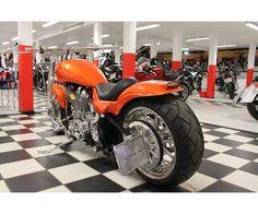Yamaha, XV 1600, 1600 ccm, 63 hk, 2005, 00 km, ORANGE, m.