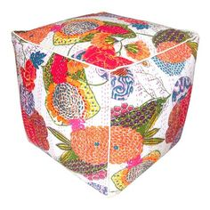 I pinned this Azalea Cube in White from the Finishing Touch event at Joss and Main!