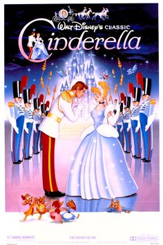 A DAY IN HOLLYWOOD HISTORY -  Feb 15, 1950, Walt Disney's animated feature Cinderella opened in theaters across the United States.