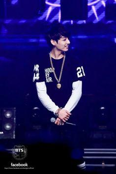 Jung Kook-BTS @DEBUT SHOWCASE