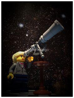 Hyperbolego – Lego Inspired Original Photography Star Gazing
