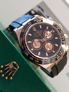 Global Watch Shop - Buy New & Pre-Owned Luxury Watches Stylish Watches, Luxury Watches For Men, Rolex Daytona Rose Gold, Black Rolex, Vintage Rolex, Vintage Men, Old Watches, Wedding Men, Wedding Bands