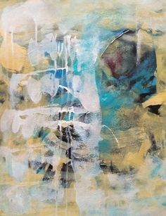 Original Abstract Painting by Michele Tragakiss Abstract Styles, Abstract Art, Original Art, Original Paintings, Coffee Painting, Light And Space, Abstract Expressionism, Buy Art, Saatchi Art