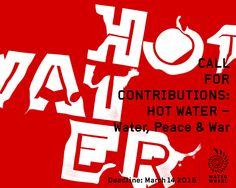 28 - 29 / Marzo / 2015 : Exposición. Aguas turbulentas – Agua, Paz y Guerra (Tempe, Arizona, EEUU) y (Online)
