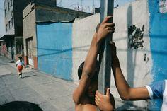 Alex Webb - Mexico City. 1982.