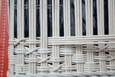 Willow Weaving, Basket Weaving, Relish Trays, Paper Weaving, Paper Basket, Weaving Patterns, Recycling, Crafty, Couture
