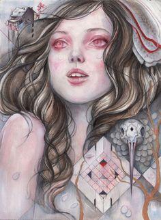 Illustrations by Marjolein Caljouw
