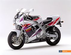 Yamaha FZR 600R 1995