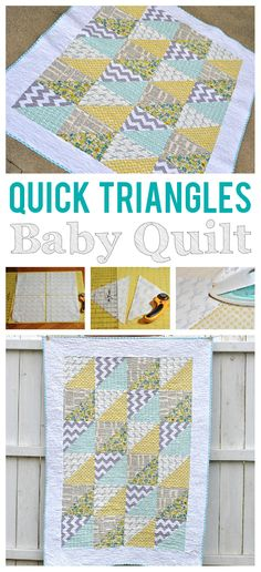 40 Free Baby Quilt Patterns Quilting Pinterest Free Baby