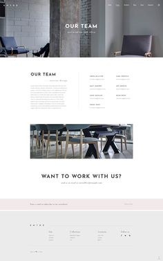 Present your talented designers and architects and watch your business grow with Entré WordPress theme. #wordpress #webdesign #theme #layout #architecture #architect #interiordesign #decor #homedecoration #portfolio #furniture