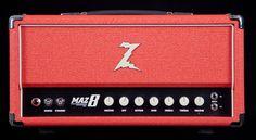 Dr. Z Maz 8 Head Red
