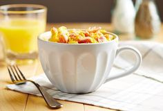 Your Favorite Omelet … In a Mug!