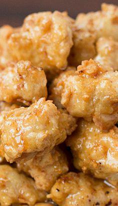 Asian Crispy Honey Chicken...