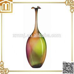Murano Glass Vase, Glass Chandelier, Creative Arts And Crafts, Xiamen, Flower Centerpieces, Custom Design, Elegant, Handmade, Home Decor