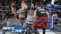 The WWE SmackDown Live Tag Team Elimination Team is looking STACKED, as Jimmy & Jey Uso qualify for Survivor Series on WWE SmackDown Live!