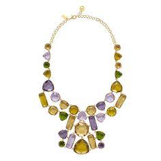 Kate Spade Desert Stone Bib Necklace