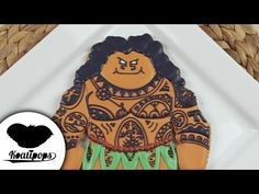 Maui Cookies | Moana | Disney Princess | How To - Новости русского репа в видео формате