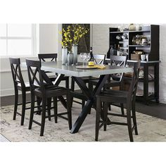 FREE SHIPPING! Shop Wayfair for Liberty Furniture 7 Piece Dining Set - Great Deals on all Furniture products with the best selection to choose from!