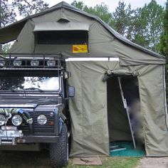 My soon-to-be mobile summer home. - camping