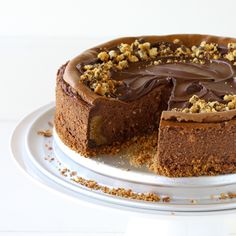 Peanut Butter Cookie Dough Chocolate Cheesecake Recipe