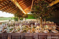 Elegant New York Wedding at Parrish Art Museum - MODwedding