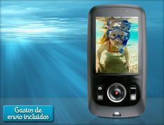 Cámara acuática Full HD 79€
