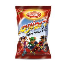 Israeli-snacks-Bamba-filled-nougat-Bissli-Grill-sweet-apropo-kosher-3-1 Corn Snacks, Potato Snacks, Pop Tarts, Grilling, Snack Recipes, Chips, Sweet, Food, Snack Mix Recipes