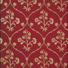 Little Greene Cranford Wallpaper - Cherry Gold - http://godecorating.co.uk/little-greene-cranford-wallpaper-cherry-gold/