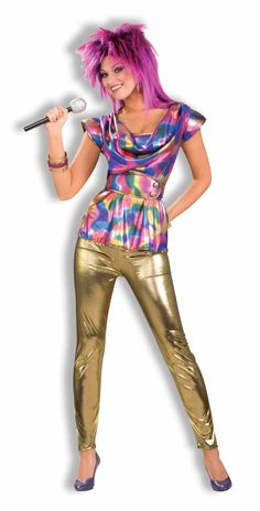 80s Video Star , This can be worn for a retro costume party, tight and