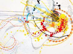 isavirtue: feature art friday | jennifer sanchez