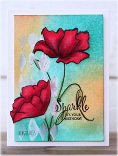 CC520 Sparkle by Biggan - Cards and Paper Crafts at Splitcoaststampers