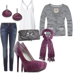 this looks like a great date night outfit :)