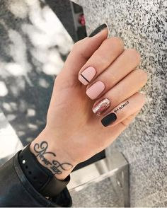 40 trendy stunning manicure ideas for short acrylic nails design 25 - . 40 trendy stunning manicure ideas for short acrylic nails design 25 - Cute Acrylic Nails, Acrylic Nail Designs, Cute Nails, Nail Art Designs, Nails Design, Shellac Nail Designs, Gel Designs, Minimalist Nails, Pink Manicure