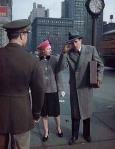 Manhattan, 1942