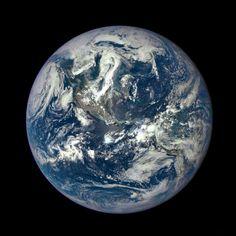 La Nasa dévoile la première photo complète de la Terre depuis 43 ans