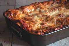 This boasts all the magnificence of traditional bolognese with four kinds of…