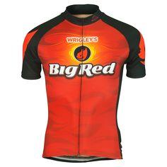 Wrigley's™ Big Red® Cycling Jersey (men's)