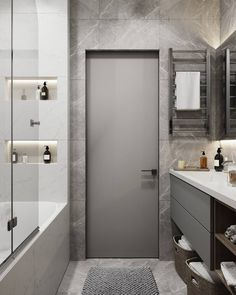 VK is the largest European social network with more than 100 million active users. Modern Classic Bathrooms, Modern Bathroom Decor, Bathroom Interior, Small Bathroom, Best Bathroom Designs, Modern Bathroom Design, Pinterest Room Decor, Bungalow House Design, Apartment Design