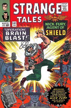 Nick Fury - Strange Tales #141 (Jack Kirby)