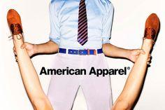 Pubblicità di American Apparel
