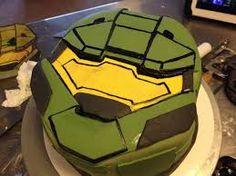 halo master chief cake - Google Search