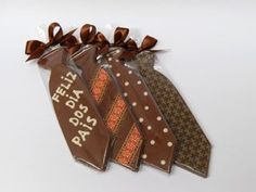 Novidades para os papais na Anusha Chocolates
