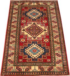Fine handmade Persian & Oriental rugs and carpets on sale at great prices. Rugs On Carpet, Carpets, Handmade Rugs, Warm Colors, Traditional Design, Oriental Rug, Design Elements, Bohemian Rug, Vibrant