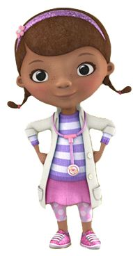 December 8, 2014. Today's letter was from Doc McStuffins. She is going to teach the kids how to be good doctors!