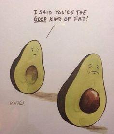 Avocado humor