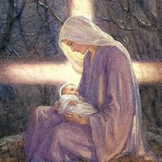 Blessed Mother and Jesus. Nuestra madre y Jesus. Madonna Und Kind, Madonna And Child, Blessed Mother Mary, Blessed Virgin Mary, Catholic Art, Religious Art, Roman Catholic, Queen Of Heaven, Religious Pictures